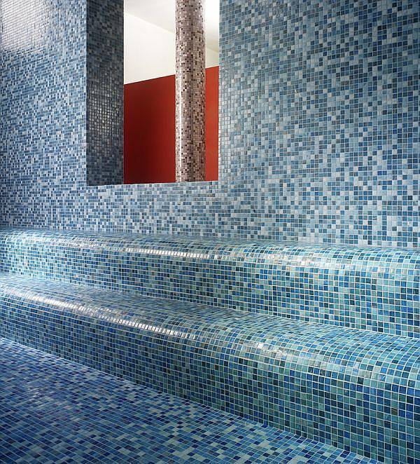 ICOS piastelle per bagno, cucina, per esterni, effetto legno ...