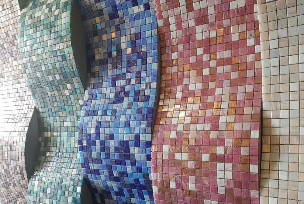Mosaici bisazza pavimenti e rivestimenti icos torino ceramiche