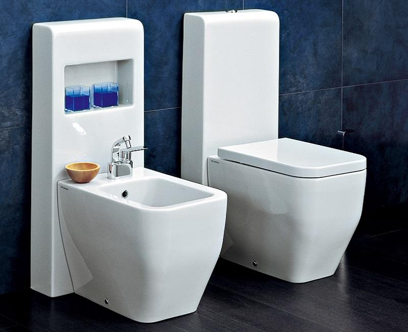 Ceramica flaminia lavabi serie da bagno icos torino