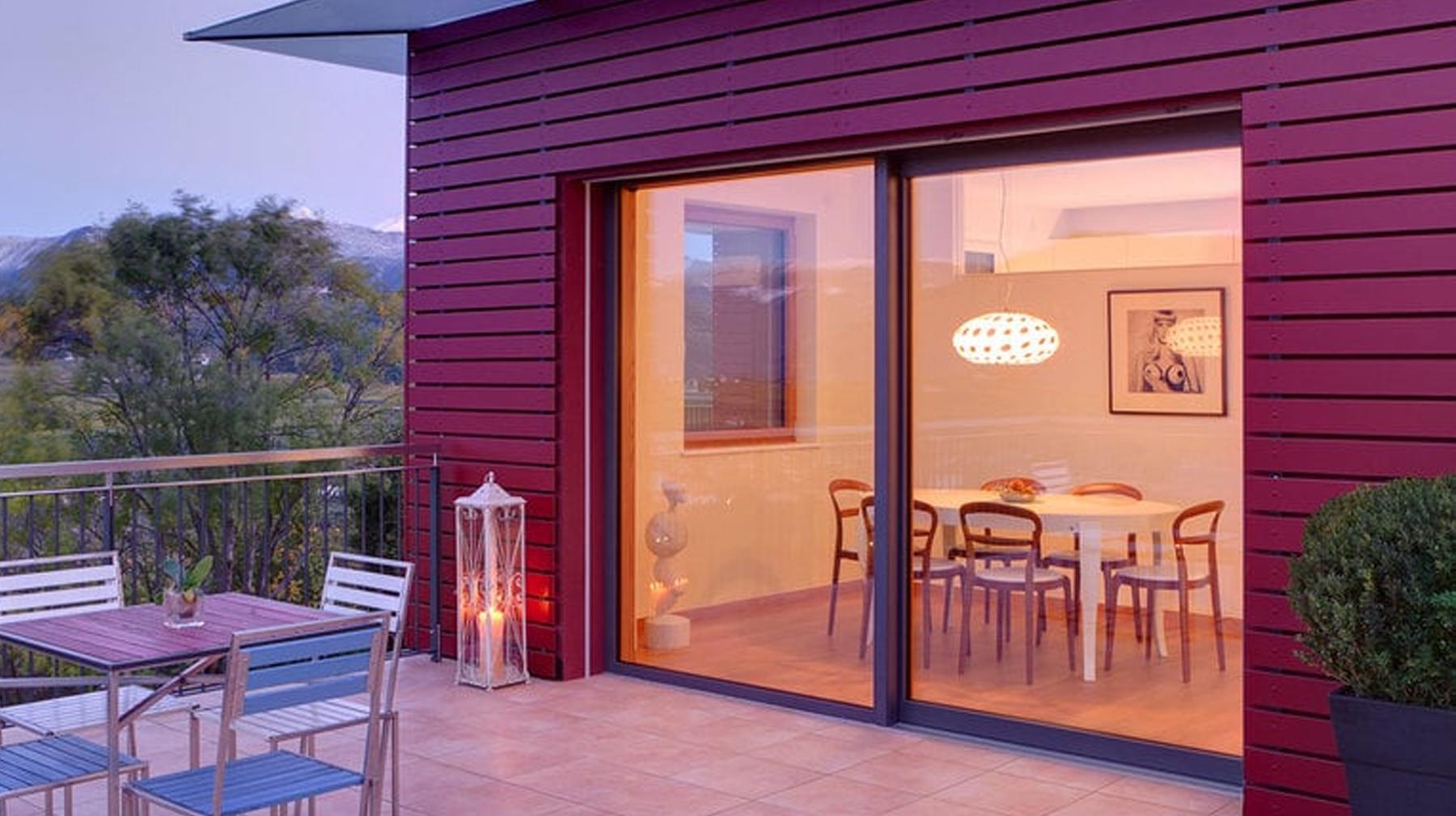 Finstral finestre e porte finestre in legno pvc alluminio - Porte finestre torino ...